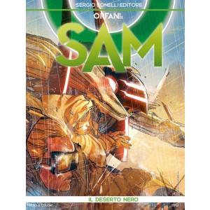 Orfani - N° 45 - Sam - Sam Bonelli Editore
