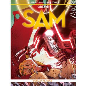 Orfani - N° 47 - Duello Al Sole - Sam Bonelli Editore