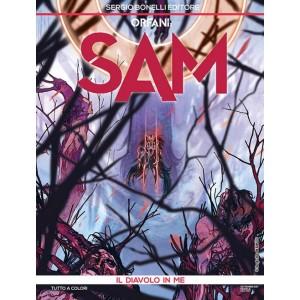 Orfani - N° 48 - Il Diavolo In Me - Sam Bonelli Editore