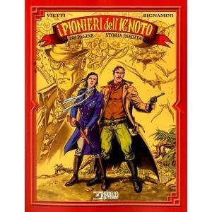 Romanzi A Fumetti Bonelli - N° 32 - I Pionieri Dell'Ignoto - Bonelli Editore
