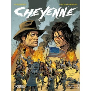 Romanzi A Fumetti Bonelli - N° 34 - Cheyenne - Bonelli Editore