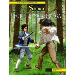 Storie - N° 55 - Fort Ticonderoga - Bonelli Editore