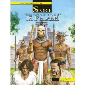 Storie - N° 56 - Ix B'Alaam - Bonelli Editore