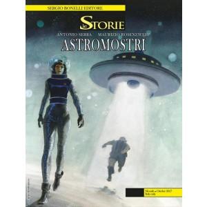 Storie - N° 61 - Astromostri - Bonelli Editore