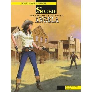 Storie - N° 66 - Angela - Bonelli Editore