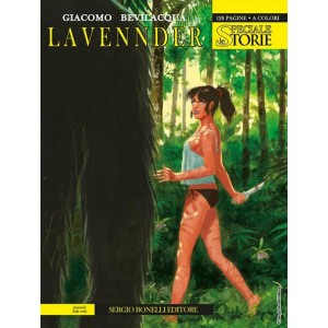 Storie Speciale - N° 4 - Lavennder - Bonelli Editore