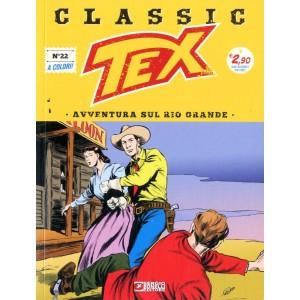 Tex Classic - N° 22 - Tex Classic - Bonelli Editore