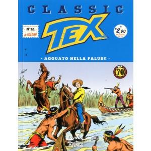 Tex Classic - N° 26 - Agguato Nella Palude - Bonelli Editore