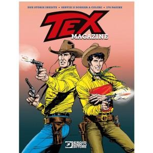 Tex Magazine - N° 2 - Freedom Ranch/Terrore Tra I Boschi - Bonelli Editore