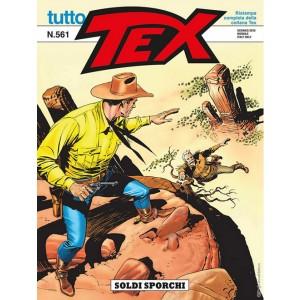 Tutto Tex - N° 561 - Soldi Sporchi - Bonelli Editore