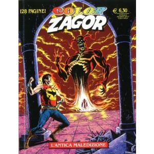 Zagor Color - N° 5 - L'Antica Maledizione - Bonelli Editore