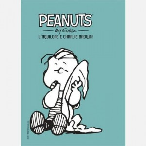 PEANUTS by Schulz L'aquilone e Charlie Brown