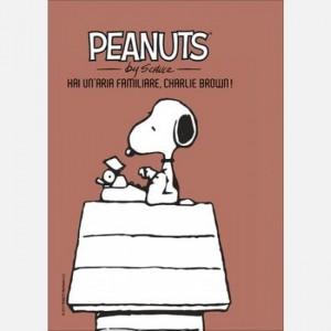 PEANUTS by Schulz Hai un'aria familiare Charlie Brown!