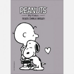 PEANUTS by Schulz Nevica, Charlie Brown!