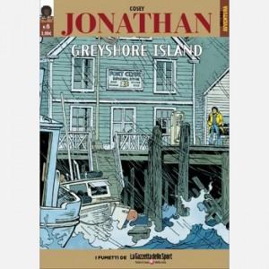 Blake e Mortimer - Cosey Jonathan Greyshore Island