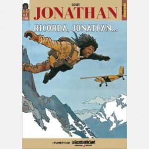 Blake e Mortimer - Cosey Jonathan Ricorda, Jonathan...