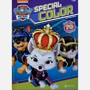 PAW Patrol - Gioca e colora Numero 9 del 2018