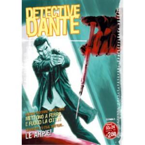 Detective Dante - N° 3 - Arpie - Editoriale Aurea