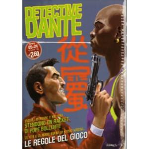 Detective Dante - N° 5 - Regole Del Gioco - Editoriale Aurea