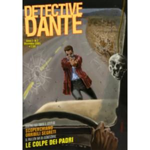 Detective Dante - N° 7 - Colpe Dei Padri - Editoriale Aurea