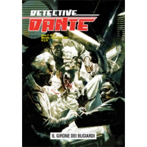 Detective Dante - N° 18 - Il Girone Dei Bugiardi - Editoriale Aurea