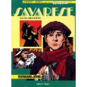 Euracomix - N° 2 - Giovanni-John - Savarese Editoriale Aurea