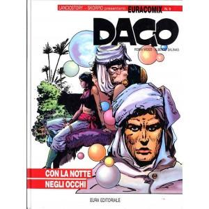 Euracomix - N° 9 - Con La Notte Negli Occhi - Dago Editoriale Aurea