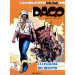 Euracomix - N° 12 - La Leggenda Del Deserto - Dago Editoriale Aurea