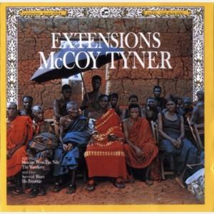 Musica Jazz - I grandi dischi Extensions - McCoy Tyner