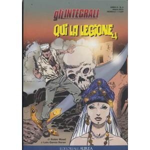 Integrali (Gli) - N° 4 - Qui La Legione 4 - Qui La Legione Editoriale Aurea