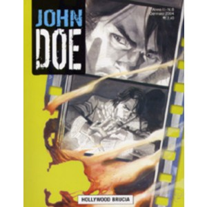 John Doe - N° 8 - Hollywood Brucia - Editoriale Aurea