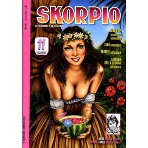 Skorpio Anno 34 - N° 21 - Skorpio 2010 21 - Skorpio Editoriale Aurea