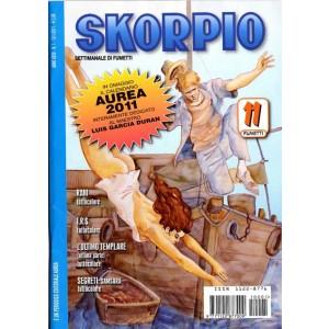 Skorpio Anno 35 - N° 1 - Skorpio 2011 1 - Skorpio Editoriale Aurea