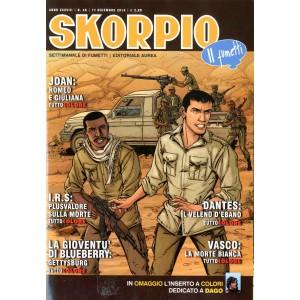 Skorpio Anno 38 - N° 49 - Skorpio 2014 49 - Skorpio Editoriale Aurea