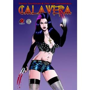 Calavera - Calavera - B-Brand Comix Ef Edizioni