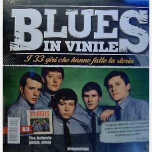 Blues in Vinile The Animals, The Animals