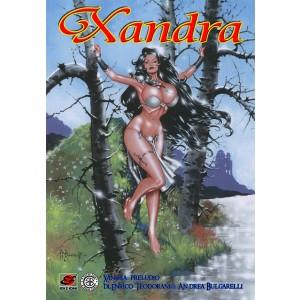 Xandra - N° 1 - Preludio - B-Brand Comix Ef Edizioni