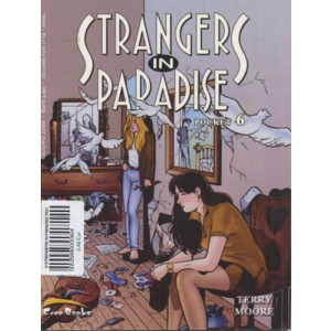 Strangers In Paradise Pocket - N° 6 - Strangers In Paradise Pocket - Free Books