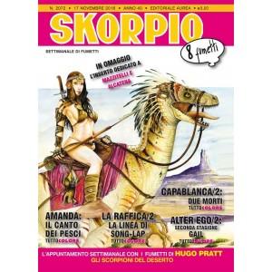 SKORPIO N. 2072