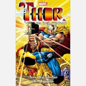 Thor - La saga del tuono Assalto al Dio del Tuono