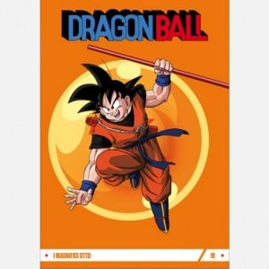 Dragon Ball (DVD) I magnifici otto