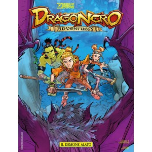 Dragonero Adventures - N° 3 - Il Demone Alato - Bonelli Editore