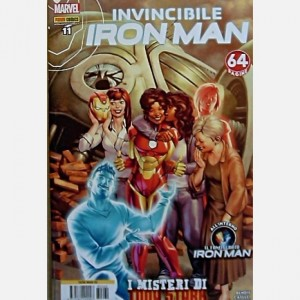 Iron Man Invincibile Iron Man N. 11/60