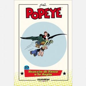 Popeye Braccio di Ferro e le Arpie