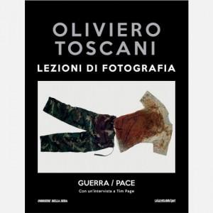 Oliviero Toscani - Lezioni di fotografia Guerra / Pace