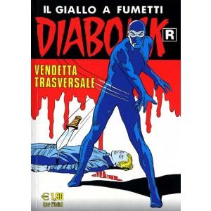 Diabolik Ristampa - N° 533 - Vendetta Trasversale - Astorina Srl