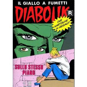 Diabolik Ristampa - N° 542 - Sullo Stesso Piano - Astorina Srl