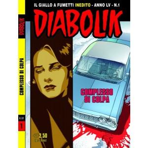 DIABOLIK N. 0001