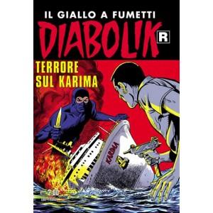 Diabolik Ristampa - N° 594 - Terrore Sul Karima - Astorina Srl