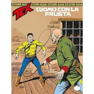 Tex Nuova Ristampa - N° 365 - L'Uomo Con La Frusta - Bonelli Editore